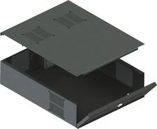 Low Profile Dvr Storage Lockbox Dvr Lb3